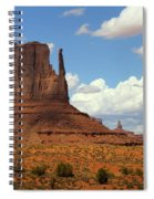 West Mitten Butte Spiral Notebook