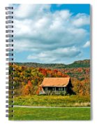 West Virginia Homestead Spiral Notebook