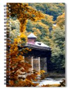 West Virginia Morn Spiral Notebook