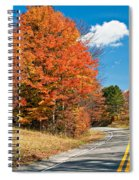 West Virginia Wandering 4 Spiral Notebook