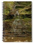 West Virginia Waterfall Spiral Notebook