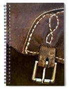 Western Chaps Detail Spiral Notebook
