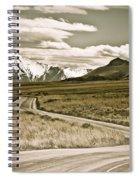 Western Glory Spiral Notebook