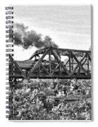 Western Maryland Railroad Spiral Notebook