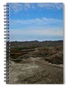 Western Usa Spiral Notebook