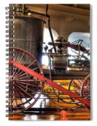 Westinghouse Engine Dearborn Mi Spiral Notebook