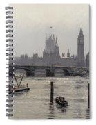 Westminster Spiral Notebook