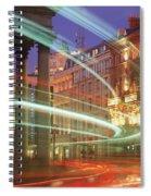 Westmoreland Street, Dublin, Co Dublin Spiral Notebook