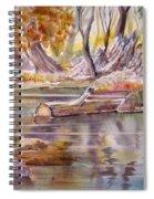 Wet Coast Spiral Notebook