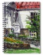 Wetheredsville Street Spiral Notebook