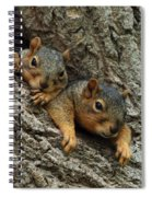 What A Day Spiral Notebook