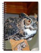 What A Hoot Spiral Notebook