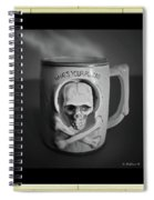 What A Mug Spiral Notebook