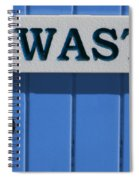 What A Spiral Notebook