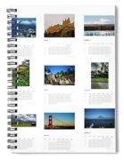 What A Wonderful World Calendar 2012 Spiral Notebook