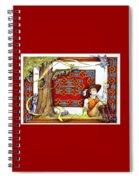 What Goes Around Comes Around Spiral Notebook