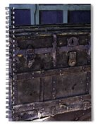 What Is In The Old Trunk Genoa Nevada Spiral Notebook