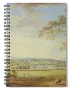 Whatman Turkey Mill In Kent Spiral Notebook