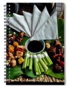 What's For Supper Spiral Notebook