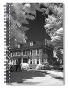 Wheatland - James Buchanan's Home Spiral Notebook