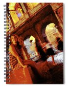 When In Rome Spiral Notebook