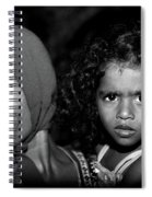 When Mother Smiles Spiral Notebook
