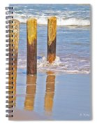 When The Tide Comes In Spiral Notebook