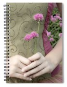 Where Have All The Flowers Gone Spiral Notebook