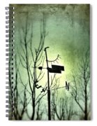 Where The Wind Takes Me... Spiral Notebook