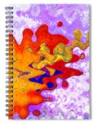 While My Guitar Gently Weeps Spiral Notebook