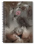 Whims Within Spiral Notebook