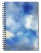 Whimsical Sky Spiral Notebook