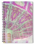 Whimsy Swing Spiral Notebook
