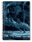 Whirlwinds 1873 Spiral Notebook