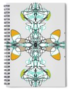 Whirly Birds Spiral Notebook