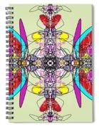 Whirlygig Spiral Notebook