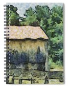 White Bear Farm Spiral Notebook