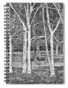 White Grove Spiral Notebook