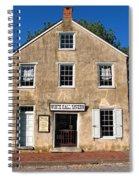 White Hall Tavern Harpers Ferry Virginia Spiral Notebook