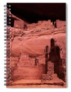 White House Ruin New Mexico Spiral Notebook