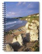 White Rocks Beach, Between Portrush & Spiral Notebook