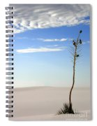 White Sands National Monument 1 Spiral Notebook