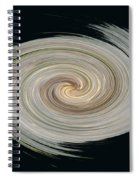 White Spiral Spiral Notebook