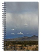 White Tank Mountains Spiral Notebook