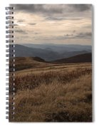 Whitetop Mountain Virginia Spiral Notebook