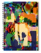 Who Is For Me I Am For Me Spiral Notebook