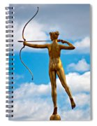 Who Needs Cupid 2 Spiral Notebook