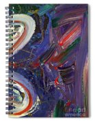 Who Sees ... Spiral Notebook