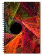 Wide Eye Color Delight Panorama Spiral Notebook