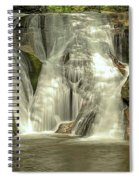 Widows Creek Falls Spiral Notebook
